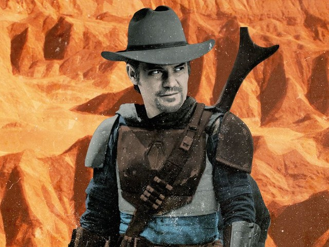 'The Mandalorian' Could Be the Best TV Western Since 'Justified'