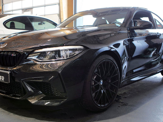 G-Power Will Tune Your BMW M2 Competition To 532HP For Just Over $1,500
