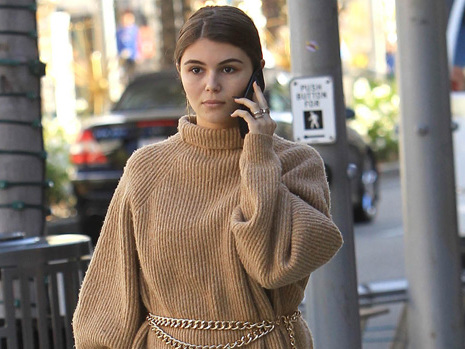 Olivia Jade 'Leaning On' BF Jackson Guthy Amid Mom Lori Loughlin's Legal Troubles