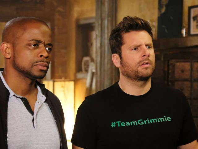 What's on TV Thursday: 'Psych: The Movie' and 'Gotham'