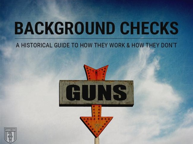 Gun Background Checks: How The State Came To Decide Who Can And Cannot Buy A Firearm
