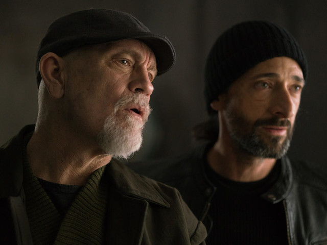 Adrien Brody and company power well-crafted 'Bullet Head'