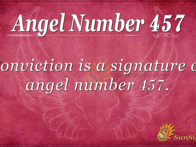 Angel Number 457 Meaning: Genuine Affection