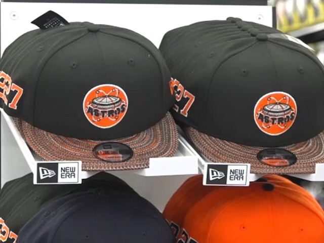 Jose Altuve's new Astros hat collection is here