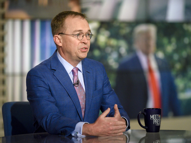 Mulvaney defends Doral selection: Trump 'still considers himself to be in the hospitality business'