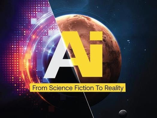 A Visual Timeline Of AI Predictions In Sci-Fi
