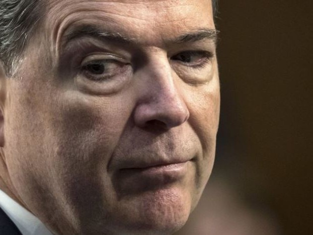 "Papers Filed To Disbar James Comey Following ""False Testimony To Congress"""