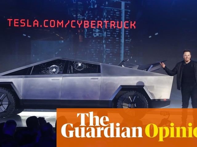 What the chaotic launch of Tesla's Cybertruck tells us about Elon Musk | Arwa Mahdawi