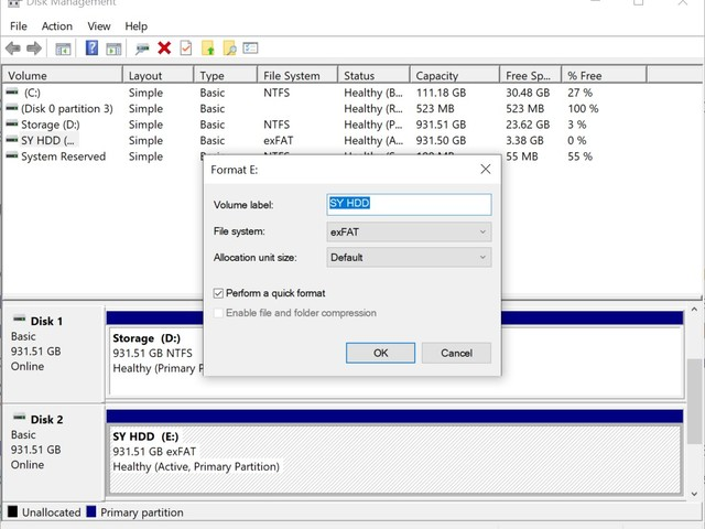 How To Fix An External Hard Drive That Is Not Detected