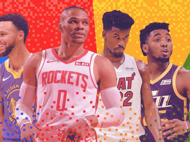 2019-20 NBA Power Rankings