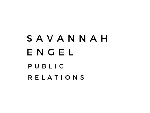 Savannah Engel PR Team Is Seeking NYFW and Fashion PR Interns In New York, NY