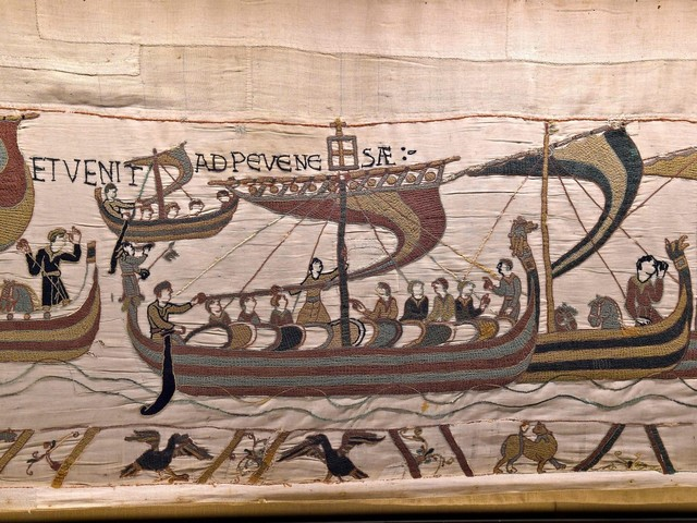France's epic Bayeux Tapestry is headed to Britain, in a loan for the ages