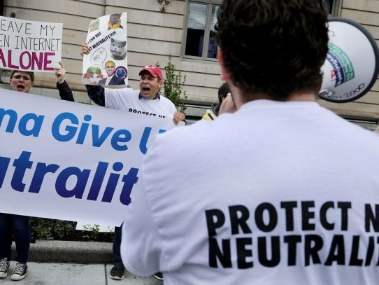 End of Net Neutrality Rules Said to Be Near as FCC Plans to Vote