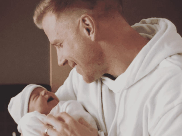 Sean Lowe's New Pics of Baby Isaiah Are to Die For