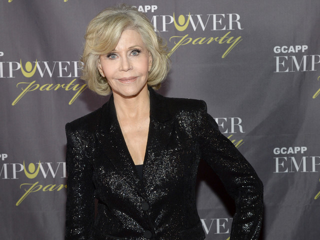 Jane Fonda On Climate Change And Civil Disobedience