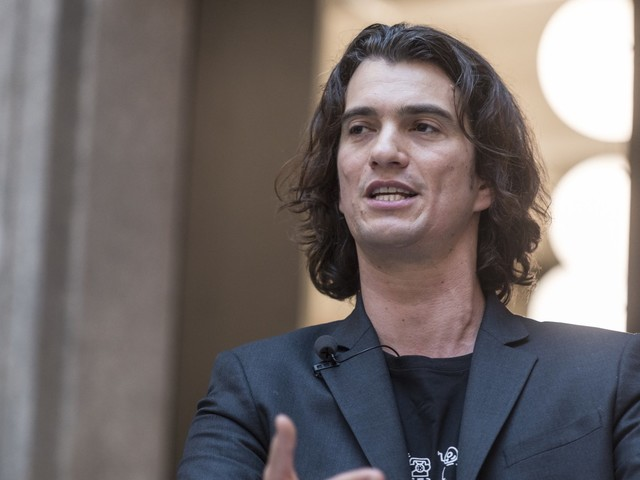 WeWork could cut its valuation in half to about $20 billion — and it might delay its IPO (WE)