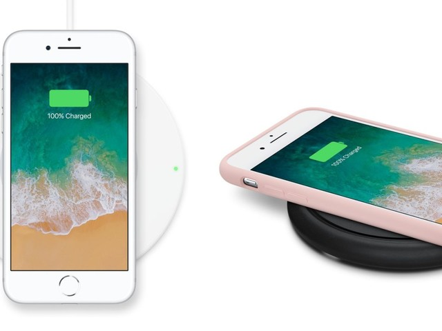 iOS 11.2 enables 7.5W wireless charging for iPhone 8 and iPhone X