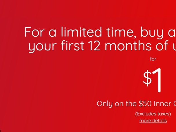 $1 for one year of unlimited with Virgin Mobile: Worth it?