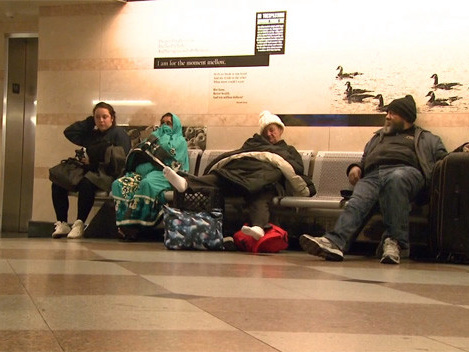 Non-Profit Given $14 Million By MTA To Handle Homeless Outreach Has Done Almost No Work At All, Report Finds