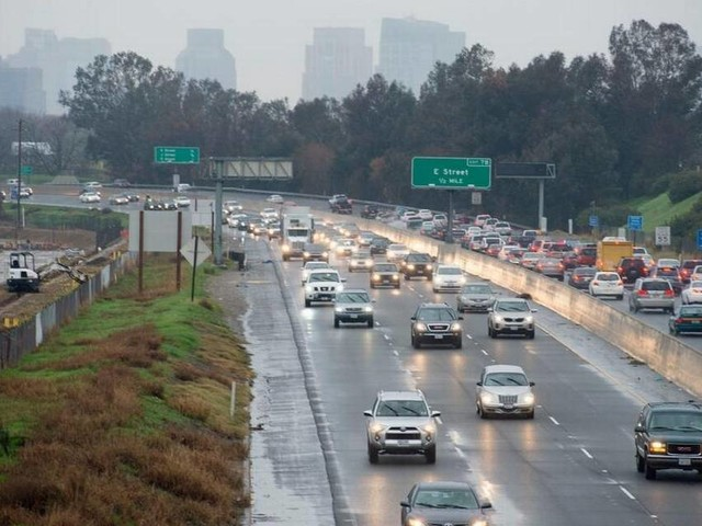 California's drivers are 'firmly the worst,' survey says. Sacramento is no exception
