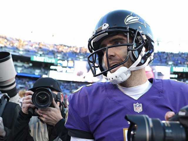 Ravens are trading Joe Flacco to the Broncos. Yep, John Elway did it again