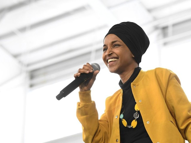Ilhan Omar: Police's George Floyd trial preparations are 'military occupation'