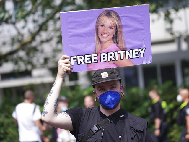 """Britney Spears Conservatorship Documentary From Netflix Declares """"It's Enough"""" In First Trailer"""