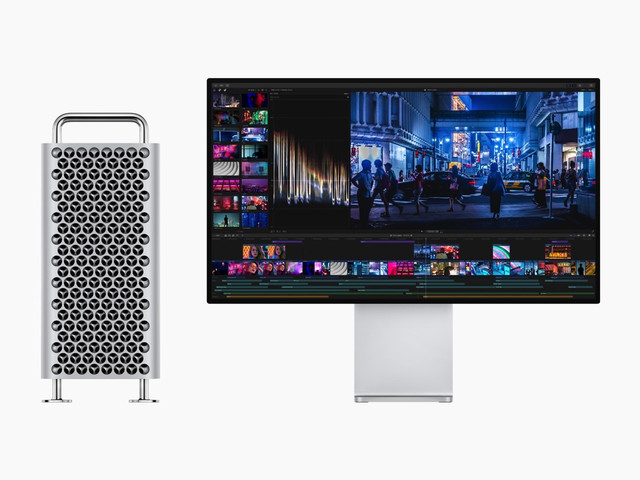 Apple's most expensive Mac Pro costs about the same as a new Corvette