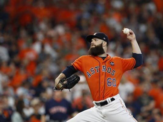 ALCS Game 1 preview: Houston Astros hope Dallas Keuchel continues success vs. New York Yankees