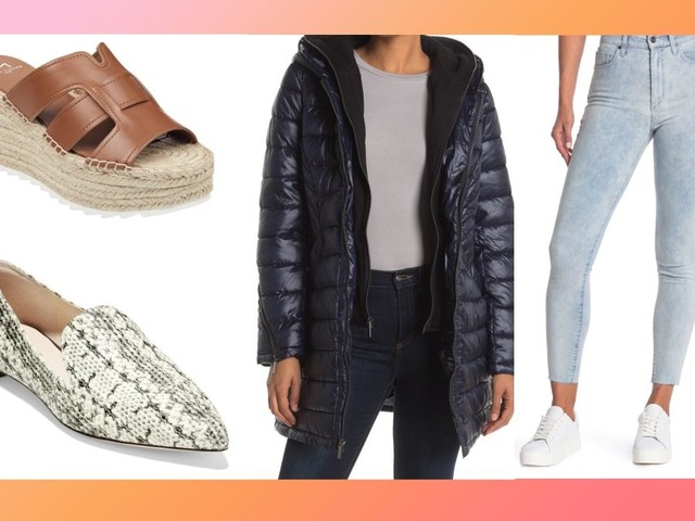 Hurry! Score up to 80 percent off chic styles during Nordstrom Rack's Last Chance Sale