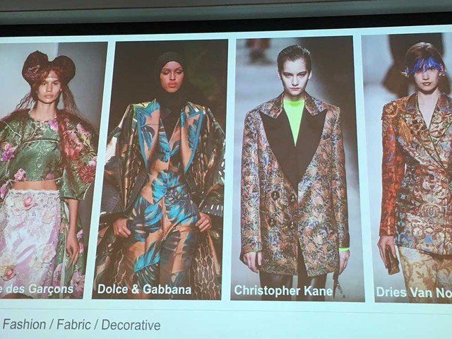 Commercially relevant runway trends for SS 2020 retail