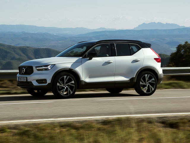 2019 Volvo XC40 First Drive: Make Room for This Small Luxe-UV