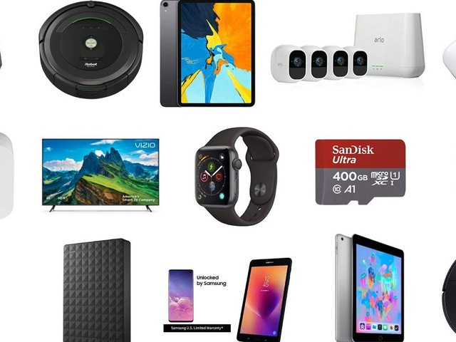FitBit Charge 3, Arlo Pro 2, Samsung Galaxy S10, and more deals for Aug. 13