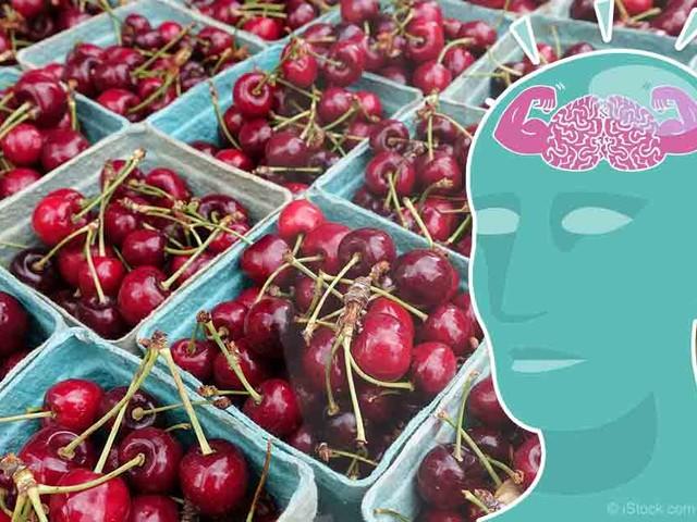 Cherries — A Potent Super Food