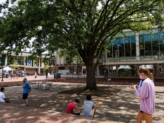 UNC Chapel Hill grieves after reports of suicides on campus