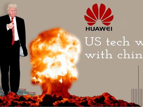 Tech War: Trump Admin Considered Nuclear Option In Banning Huawei From US Banking System