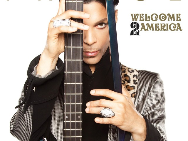 Listening Party: Prince's 'Welcome 2 America'