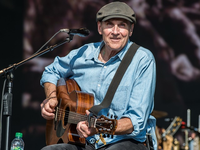 ​​​​​​​Exclusive: James Taylor announces audio memoir 'Break Shot' on Audible in early 2020