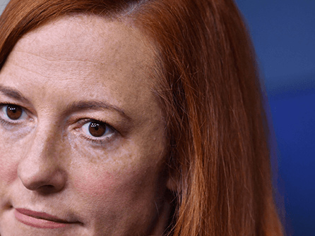 New York Times Fawns over Jen Psaki After Disastrous Week for Biden Administration
