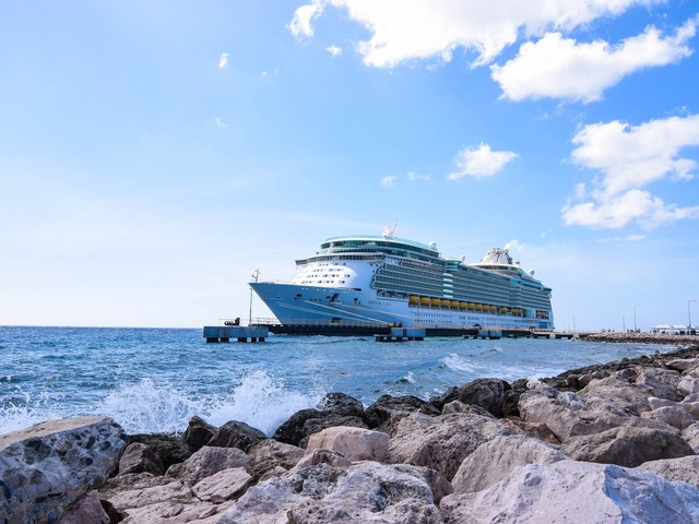 Freedom of the Seas Live Blog - Day 4 - Curacao