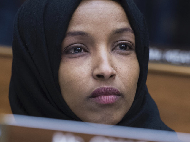 Ilhan Omar demands Twitter suspend Trump's account for putting her life 'at risk'