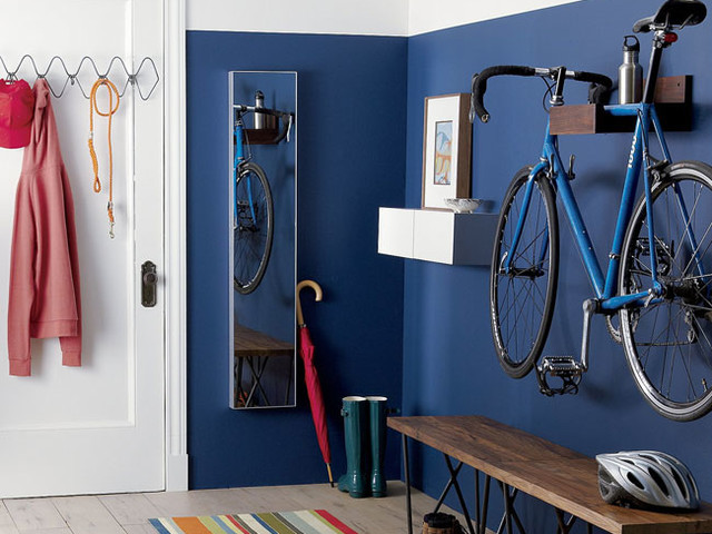 13 Bike Racks that Blend Seamlessly Into Your Home