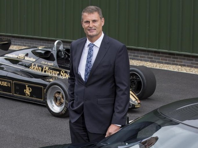 Little Lotus Lands a British Heavyweight for CEO