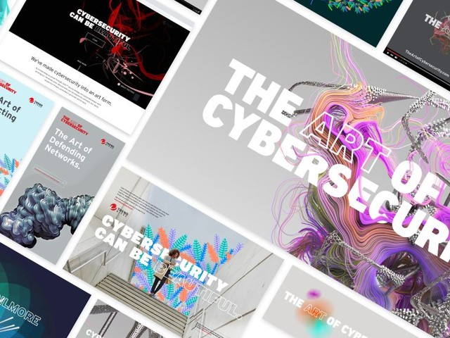 Trend micro calls in artists to make cybersecurity beautiful