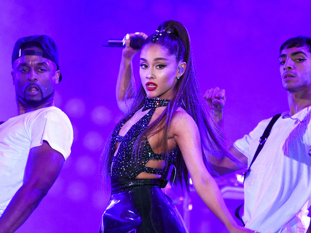 Ariana Grande a no-show despite winning first Grammy Award