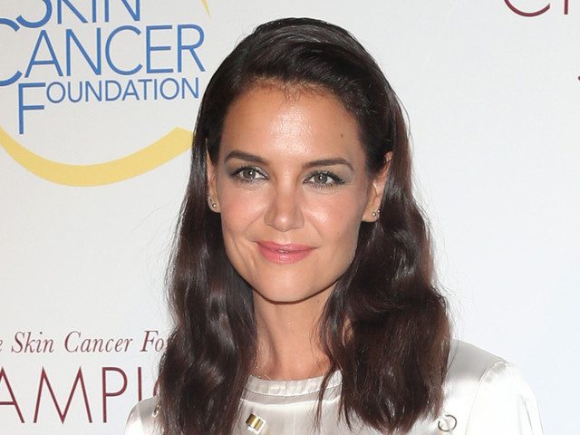 Katie Holmes Breaks This Fashion Taboo in the Chicest Way at Charity Gala