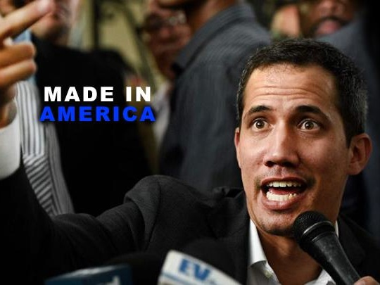 """Irony: US-Appointed """"Democratic President"""" Of Venezuela Threatens To Boycott Early Elections"""