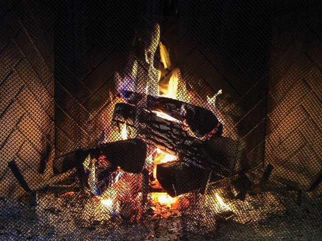 Fireplace safety advice from IFPD