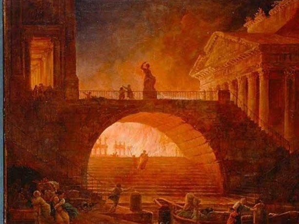 The Lessons Of Rome: Our Neofeudal Oligarchy