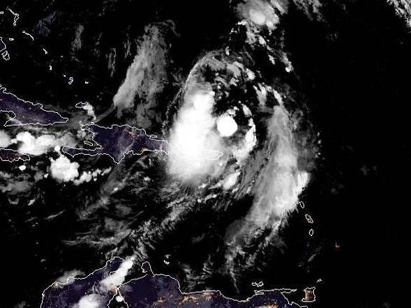 Tropical Storm Karen triggers flash flood warning in Puerto Rico